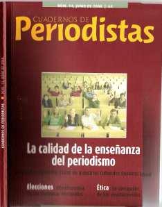Cuadernos de Periodistas número 16