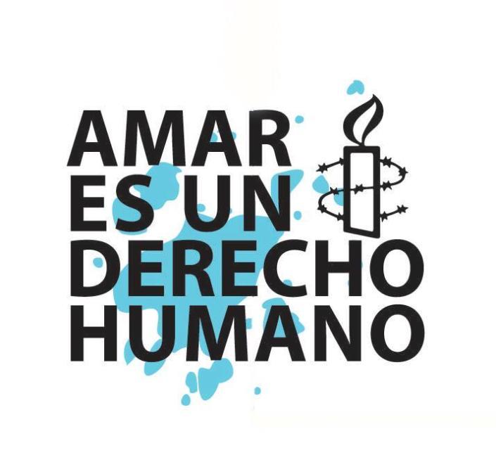 Amar es un derecho humano