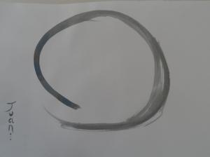 Dibujo de Juan Peláez