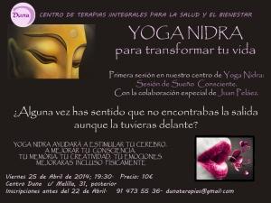 cartel yoga nidra 1